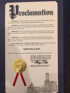 save_kplu_day_proclamation