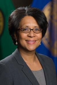Tacoma Mayor Marilyn Strickland